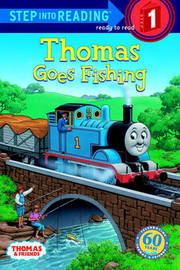 Thomas Goes Fishing (Thomas & Friends) by W. Awdry