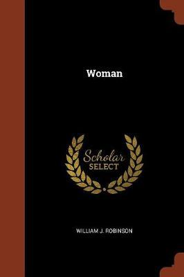 Woman by William J Robinson image