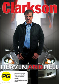 Clarkson - Heaven and Hell on DVD