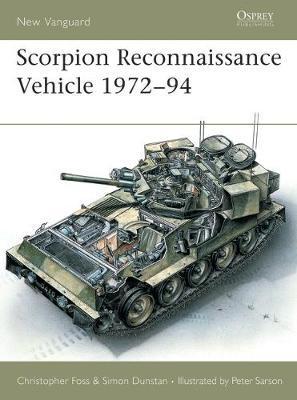 Scorpion CITV, 1972-94 by Christopher F. Foss