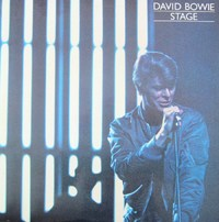 Stage - Live (3LP) by David Bowie