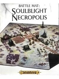 Warhammer Age of Sigmar Battle Mat: Soulblight Necropolis