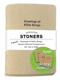 Whiskey River Co: Stoners Journal