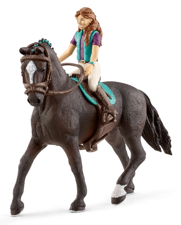 Schleich: Horse Club - Lisa & Storm