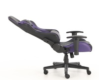 Playmax Elite Gaming Chair - Purple and Black for  image