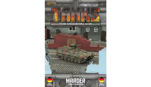 TANKS Modern German Marder