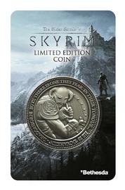 Elder Scrolls Skyrim: Collectible Coin - Dragonborn