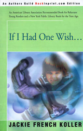 If I Had One Wish... by Jackie French Koller image