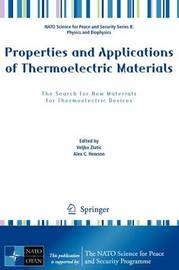 Properties and Applications of Thermoelectric Materials