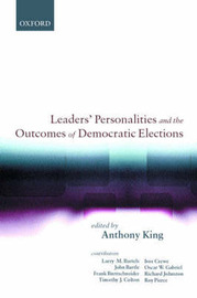 Leaders' Personalities and the Outcomes of Democratic Elections image