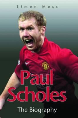 Paul Scholes by Simon Moss image
