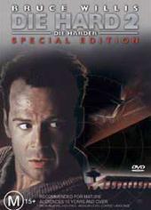 Die Hard 2 on DVD