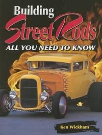 Building Street Rods by K Wickham image