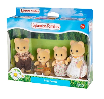 Sylvanian Families: Bear Family image