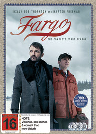 Fargo - The Complete First Season on DVD