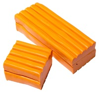 EC Colours - 500g Modelling Clay - Orange