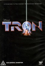Tron on DVD