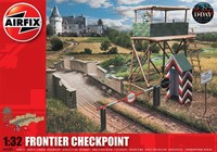 Airfix 1:32 Frontier Checkpoint - Model Kit