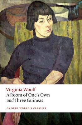 A Room of One's Own and Three Guineas by Virginia Woolf (**) image