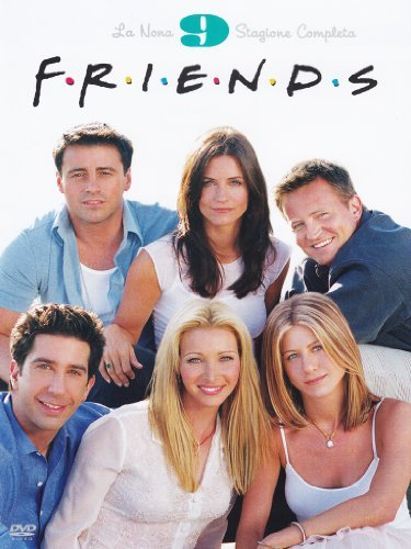 Friends - Season 9 on DVD