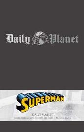 Superman: Daily Planet Hardcover Ruled Journal by Insight Editions