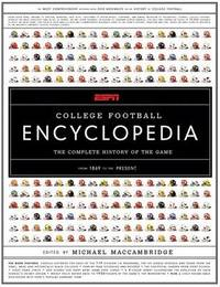 Espn College Football Encyclopediaopedia by M. Maccambridge image