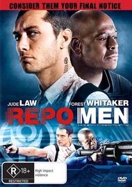 Repo Men on DVD