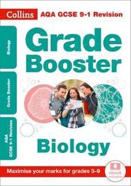 AQA GCSE 9-1 Biology Grade Booster for grades 3-9 by Collins GCSE image