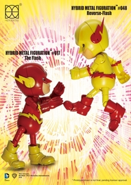 DC Comics: Flash Battle - Hybrid Metal Figuration (2-Pack)