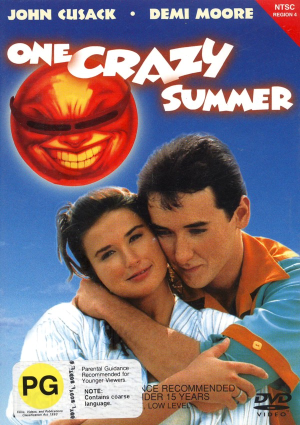 One Crazy Summer on DVD image
