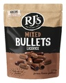 RJ's Mixed Licorice Bullets (220g)