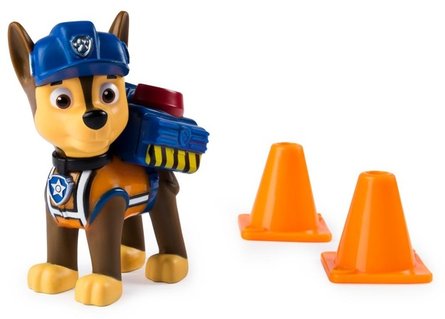 Paw Patrol: Hero Action Pup - Construction Chase