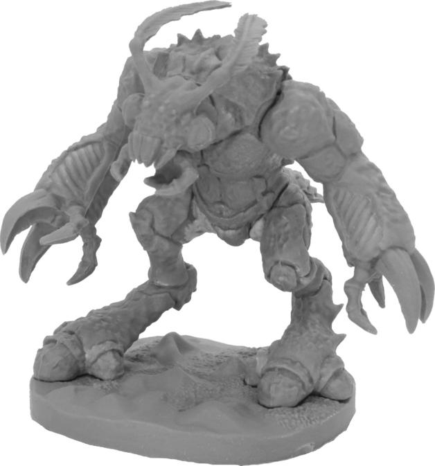 Dark Heaven: Bones Black - Burrowing Behemoth