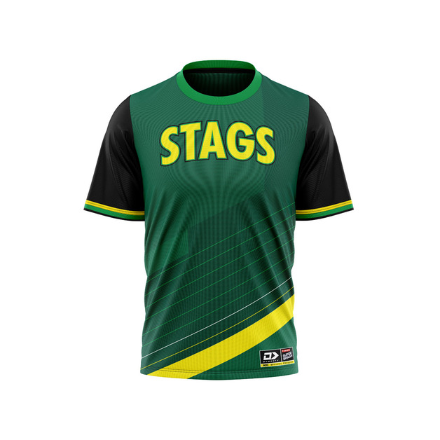 Central Stags Youth Performance Tee (6YR)