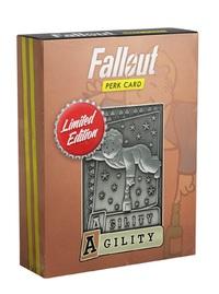 Fallout: Replica Perk Card - Agility image