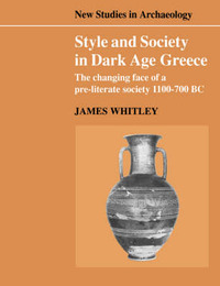 New Studies in Archaeology by James Whitley image
