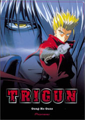 Trigun - Vol. 4: Gung-Ho Guns on DVD
