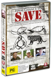 Final Chance to Save: The Complete Series on DVD
