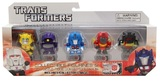 Transformers Thrilling 30 4cm Figure 5 Pack