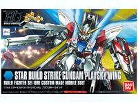 Gundam HGBF Star Build Strike Gundam Plavsky Wing 1/144 Model Kit