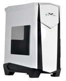 SilverStone Raven RV05B-W ATX Tower Case (White)