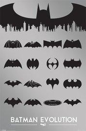 Batman Maxi Poster - Evolution (672)