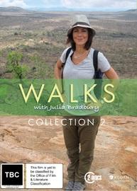 Walks With Julia Bradbury - Collection 2 on DVD