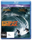 Point Break (2015) BR on Blu-ray