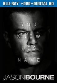 Jason Bourne on Blu-ray