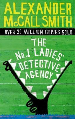 The No.1 Ladies' Detective Agency (No.1 Ladies' Detective Agency #1) by Alexander McCall Smith image