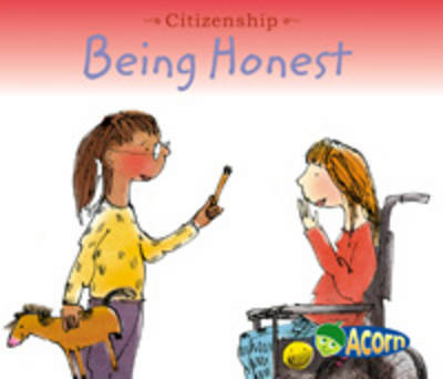 Being Honest by Cassie Mayer image