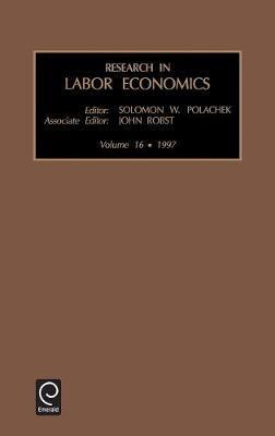 Research in Labor Economics image