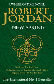 New Spring (Wheel of Time Prequel) by Robert Jordan image