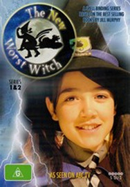 New Worst Witch, The - Series 1 And 2 (5 Disc Set) on DVD image